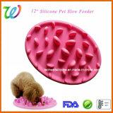 Langzame het Eten van de Kat van de Hond van het Huisdier van het silicone Voeder