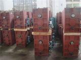 Caja de engranajes caliente de las ventas Sz80 para el estirador cónico del Doble-Tornillo