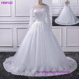 محترف الصين مصنع زفافيّ [بلّ غون] عرس ثوب