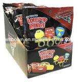 사탕 또는 초콜렛 전시를 위한 최신 판매 대중 음악 마분지 진열대