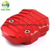 Verstärkte unterstützende Füße mit maschinell bearbeitetem Teil des Aluminium-6061-T6 CNC