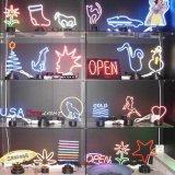 卸し売り祝祭のギフト専門家によってカスタマイズされる愛印のネオンライト