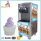 Китай производитель 3 вкус мягкого мороженого машины с маркировкой CE
