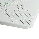 Hospital Wholesales techo de aluminio perforado con ISO9001
