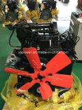 Nuevo motor diesel 4BTA3.9-C125 de la ingeniería de construcción de Dcec Cummins