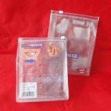 Косметика таможни замороженная PVC составляет мешок застежки -молнии