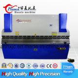Plaque de métal CNC feuille Appuyez sur la machine à cintrer de frein