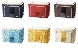 2017の最もよい品質のNon-Woven暗い色のシリーズによって印刷される記憶袋ボックス