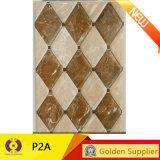 Le mattonelle di ceramica hanno lustrato le mattonelle di pavimentazione delle mattonelle della parete della cucina della stanza da bagno (P2A)