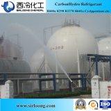 Gás mais claro do butano Refrigerant novo do Isobutane R600A 99.95% para a venda