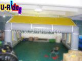 팽창식 공기 집을%s 광속을%s 가진 단단한 관 천막