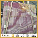 Purple/het Onyx van Ros Backlight voor Decoratie de Achtergrond van de Muur