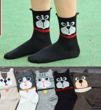 Les enfants Filles Garçons Fashion Soft mignon chaussettes de coton respirant de l'équipage