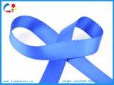 Blaues dekoratives Farbband verwendet für Bögen/Beutel/Kleider