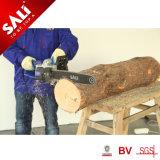 La catena elettrica potente del nuovo modello della fabbrica ha veduto per tagliare legna