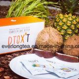 分類されたFlaovrsのカスタマイズされたブランドのDtox'tの14日間の減量の解毒の茶シリーズ