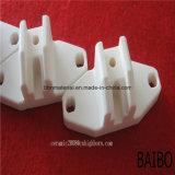 Blanc Résistant à l'usure ZRO2 pièces en céramique