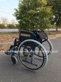 Складно, покрынный порошок, ручная кресло-коляска