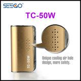 Batterie chaude de modèle Vape de cadre de Seego Tc-50W de produit