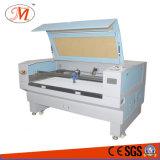 máquina de estaca do laser da Único-Cabeça de 1400*800mm (JM-1480H-CCD)