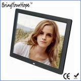 """ digitale Omlijsting HD 1080P Plastic 15 in Zwarte (xh-dpf-150A)"