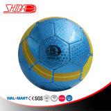 Il cucito materiale della macchina del PVC del laser dell'onda di acqua si esercita nella sfera di calcio