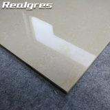 R6f02磁器の磨かれた床タイルの安くガラス化されたタイルの薄い色のタイルの最適