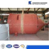 沈積物の排水の遠心分離機が付いている廃水の処置システム