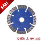 Более прочного Сали сегменте камня на холодном двигателе нажмите алмазных дисков