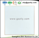 Panneau de plafond en aluminium décoratif de matériau de construction d'usine avec ISO9001