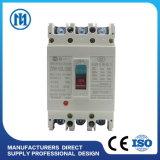 CA al por mayor 400/415V MCCB del surtidor corta-circuito moldeado 160 amperios del caso con la protección de la sobrecarga