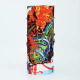 Tissu d'impression du logo Multi-Purpose Hip Hop bandana pour la décoration