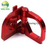 CNC van de Douane van de Fabrikant van de Delen van Zhongshan Aluminium dat voor de Haak van de Motorfiets machinaal bewerkt