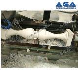 手すりのカッター機械(SYF1800)が付いている石造りの旋盤の打抜き機
