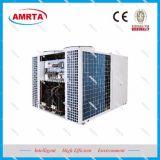 A poupança de energia livre embalados no último piso de refrigeração do ar condicionado