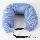 Viajar de partículas de látex natural u proveedor chino de almohada de cuello almohada