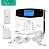 Sosのスマートな無線電信GSM PSTNのホームセキュリティーの防犯ベルシステム