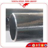 Tubo suave soldado negro del tubo de acero de ms Round del carbón de ERW