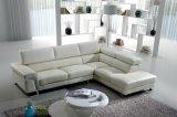 Sofá secional do couro genuíno da sala de visitas do sofá do sofá moderno (SBO-5933)