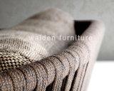 Presidenza 2018 di salotto di tessitura della nuova corda di Walden/salotto di legno del sofà/mobilia esterna della corda