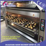 De hete Oven van het Baksel van het Gas van het Dek van Lp van de Prijs van de Verkoop Goede voor Brood