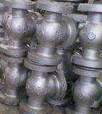 Vávulas de bola neumáticas del bastidor de inversión del acero inoxidable