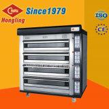 Forno elettrico commerciale della strumentazione 4-Deck 16-Tray della cucina