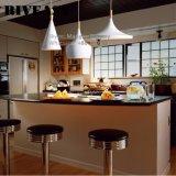 Lampada Pendant di alluminio del ristorante del lampadario a bracci di illuminazione della sala da pranzo della barra alla moda moderna della cucina