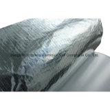Burning-Resistant Aluminium Tissu Tissu de verre