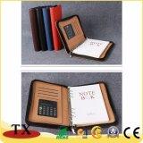 Высокое качество цветной жесткий футляр пользовательский ноутбук дневник с молнией