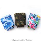 Los asimientos el tomar fácil de 12 de la onza colores múltiples de las latas pueden un neopreno más fresco del bolso