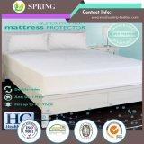 Protector hipoalérgico superior del colchón del protector puro