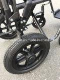 Polvo cubierto, artículo, sillón de ruedas manual