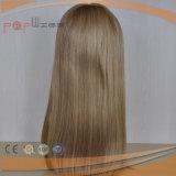 Parrucca di qualità superiore dei capelli umani del lavoro (PPG-l-0483)